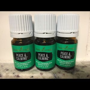 Young Living Peace & Calming 5ml New